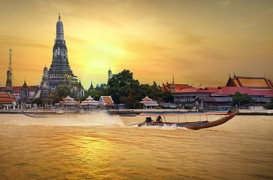 Half-Day Thonburi Canals Tour in...