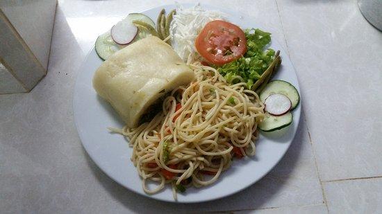 Pinar del Rio, Cuba: Un plato exquisito.