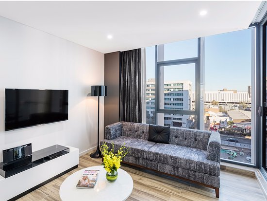 Mascot, Australia: King Suite with 1 Bedroom View