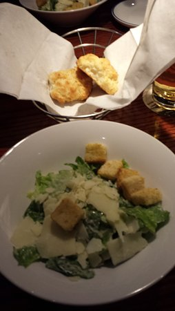 Red Lobster: Warm breads were very nice