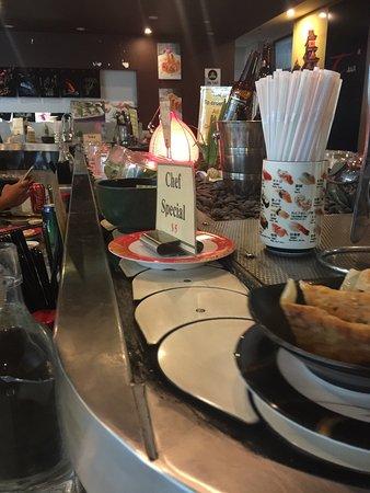Sushi Bar Taka: Great resto, very good value!