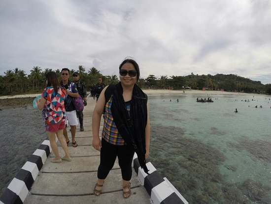 Basilan Island, Filippinene: Apprehensive bliss... Let there be peace...
