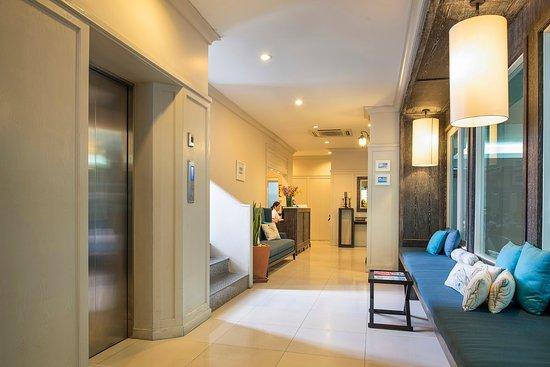 MANATHAI Hua Hin: Hotel Lobby