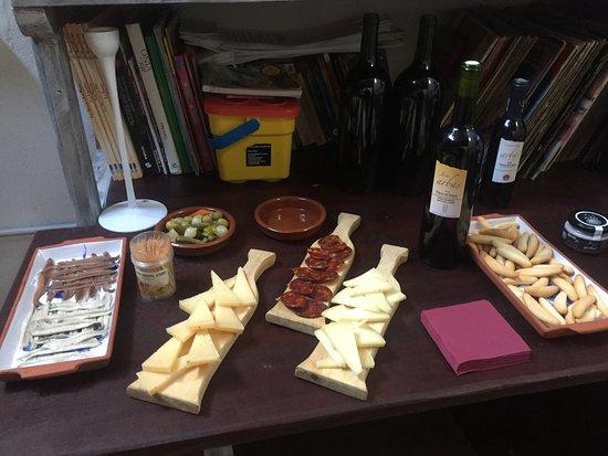 Devinus Wine Food Tours Madrid