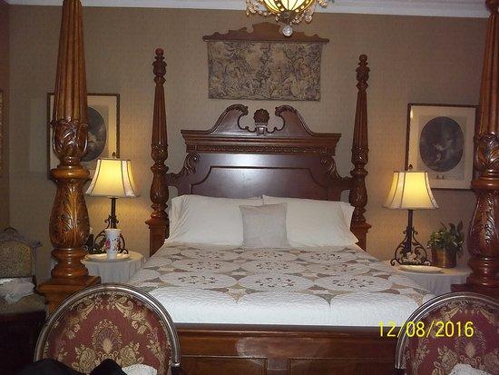 Abigail's Grape Leaf Bed & Breakfast, LLC Bild