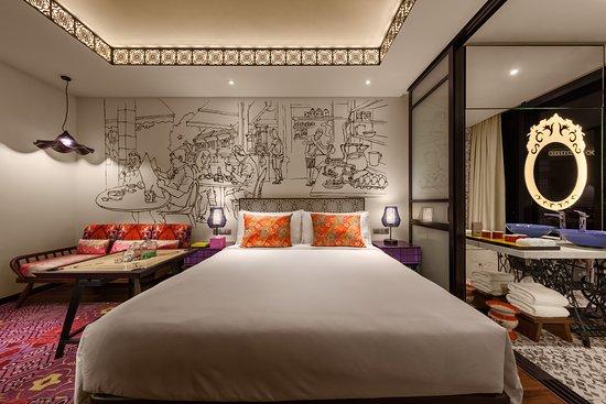 新加坡加東英迪格酒店