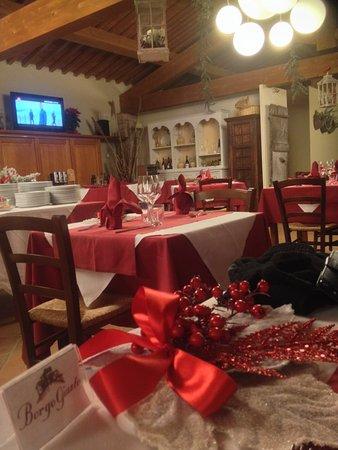 Borgo a Mozzano, Italy: Il ristorante