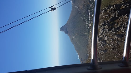 Table Mountain Aerial Cableway: 20161231_144530_large.jpg