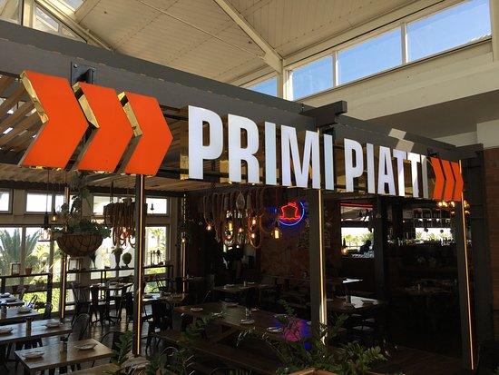 Primi Piatti V&A Waterfront: Welcome to PRIMI V&A Waterfront