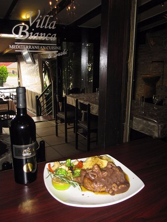 Иденвейл, Южная Африка: Wine Pairing