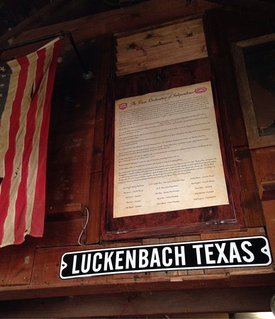 Luckenbach, เท็กซัส: photo2.jpg