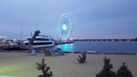 Received 10157956198855431 picture of the for Awakening sculpture national harbor