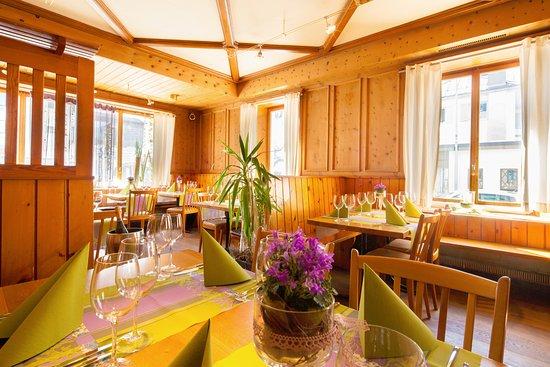 Ilanz, Swiss: Restaurant / Bündner Stübli