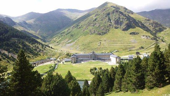 Resultado de imagen de vall de nuria