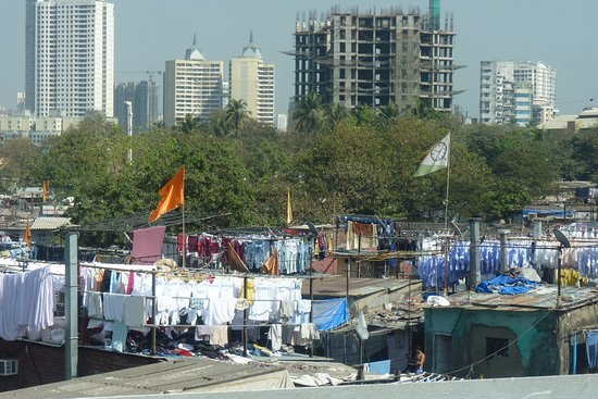 Dhobi Ghat: The modern behind the old