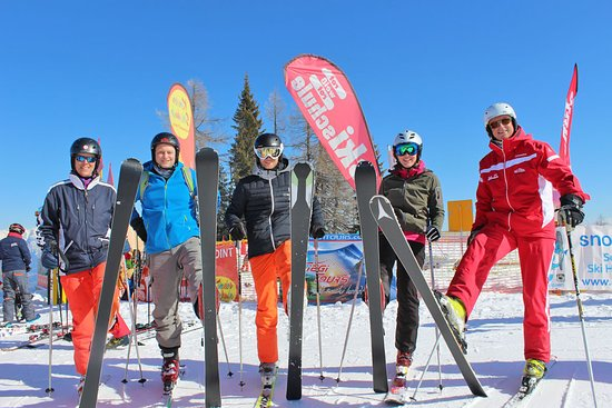Skischule Rot Weiß Rot