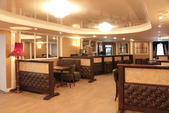 Гранд-Кафе: Первый зал