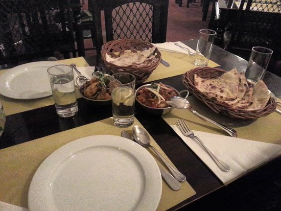 Flavours: serving for two with our meals