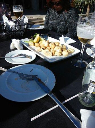 Coria del Rio, Hiszpania: fritura