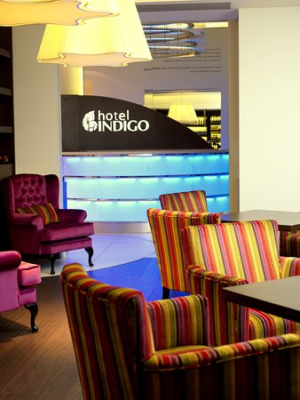 Hotel Indigo London-Paddington: London Street Brasserie