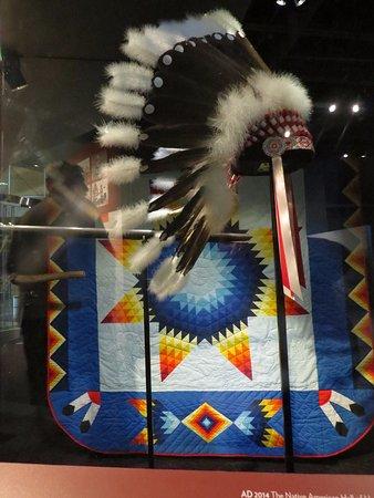 North Dakota Heritage Center & State Museum: Fantastic Native American Artifacts