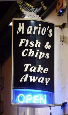 Mario's Takeaway