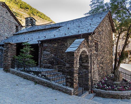 Sant Bartomeu de Soldeu