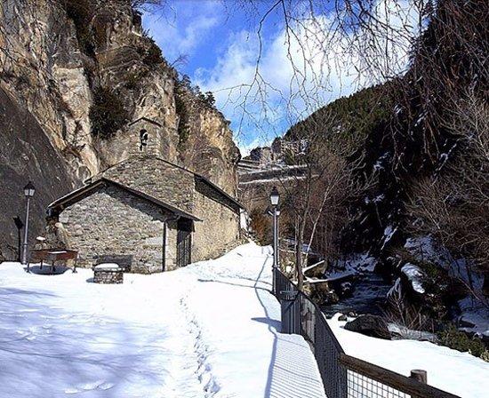 La Massana, Andorra: Sant Antoni de la Grella