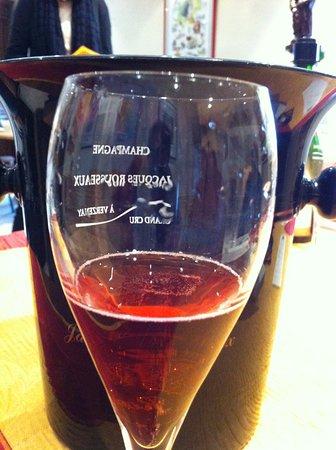 Paris Champagne Tour: Rosé de Saignée at Champagne Rousseau, Verzenay