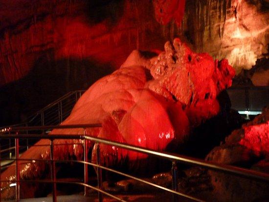 """Природный заповедник и пещера """"Сатаплия"""""""