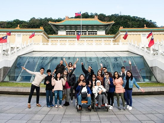 attraction review reviews topology travel real taiwan private tour taipei