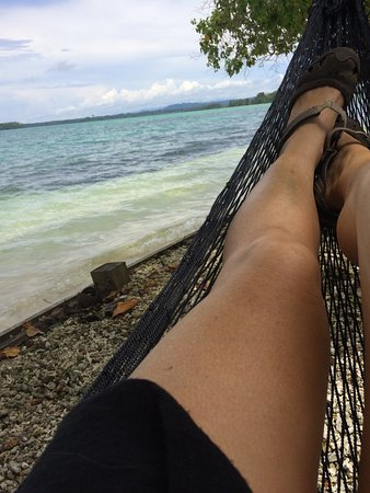 Lola Island, Islas Salomón: Best spot on the island