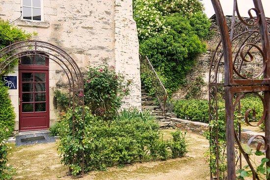 Saint-Georges-sur-Loire, Γαλλία: Venez profiter d'un moment de pur plaisir, dans un cadre idyllique au Spa de l'Epinay.