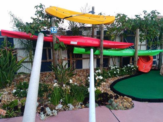 Footbridge Mini Golf, Icecream & Lolly Shop