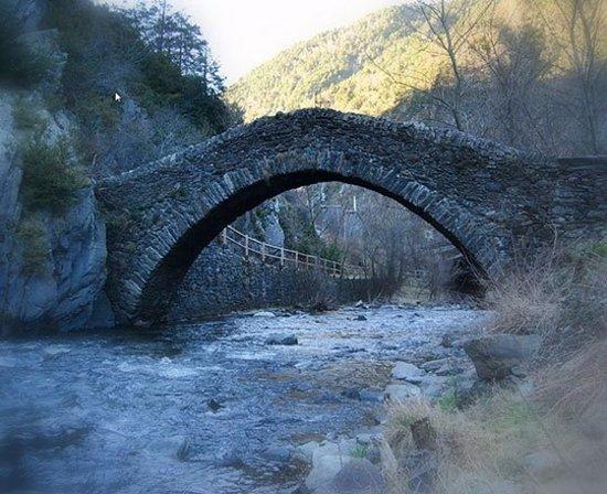 Región de La Massana, Andorra: Puente de Sant Antoni de la Grella