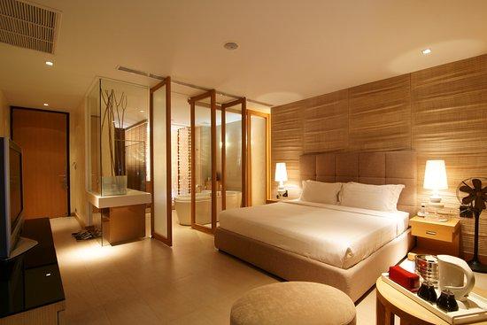 Dune Hua Hin: Deluxe room