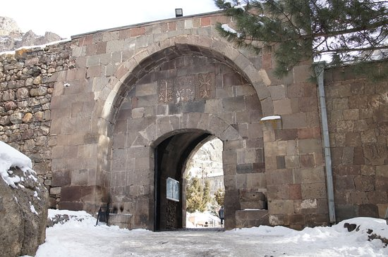The Monastery of Geghard: виды
