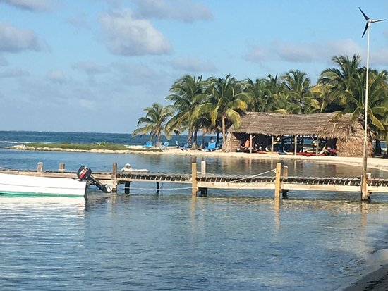Glovers Reef Atoll, Belice: We loved every minute of our week!