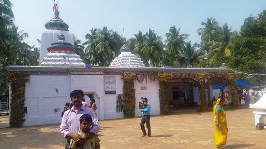 Jajpur, Indie: Biraja Mata temple