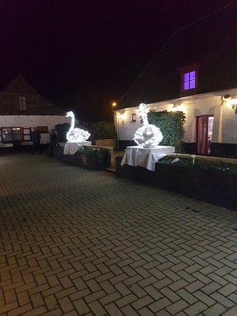 Jabbeke, Bélgica: Gezellige sfeer