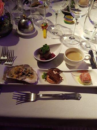 Jabbeke, Bélgica: apperitief hapjes