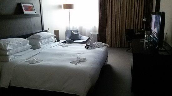 Foto de Hilton London Canary Wharf