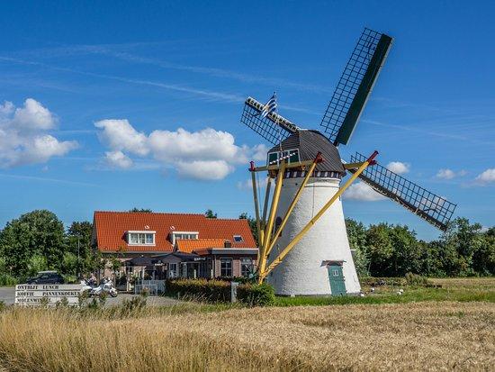 Scharendijke, The Netherlands: vue d'ensemble de l'établissement