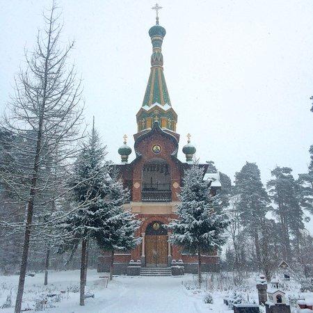Priozersk, Russia: Сказочно зимой