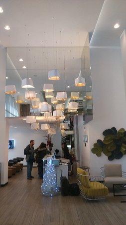 Hotel Valentina: le lobby