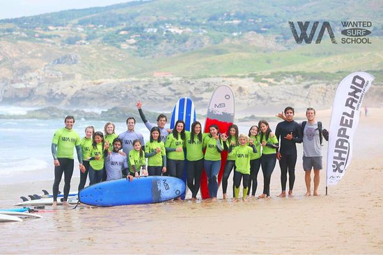 Wanted Surf School