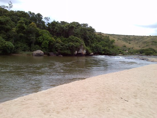 Boa Esperanca, ES: Prainha do Areia - KM 20