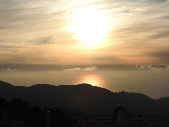 Nishiizu-cho, Japón: 素晴らしい夕焼けでした!