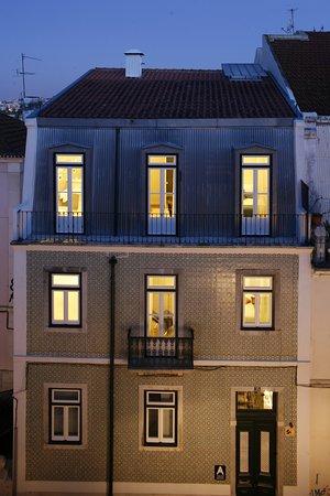 A Casa das Janelas com Vista