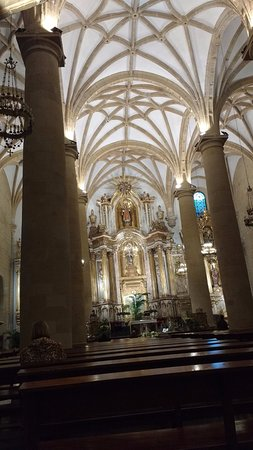 Beatiful Church Review Of Parroquia De San Vicente Martir De Abando Bilbao Spain Tripadvisor